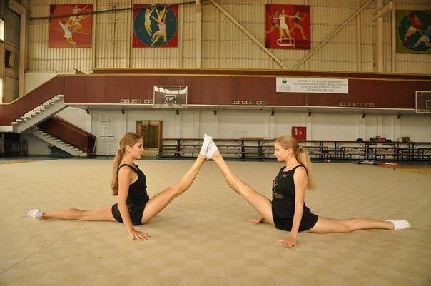 dancer's over split - Google Search