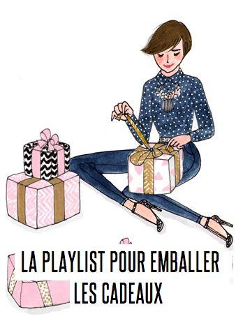 La playlist pour emballer les cadeaux : http://gift.mylittleparis.com/my-little-radio/radio/57