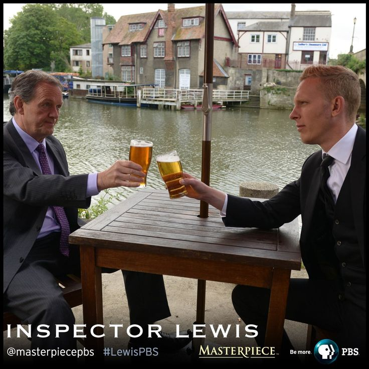 Masterpiece PBS on Inspector Lewis and Hathaway