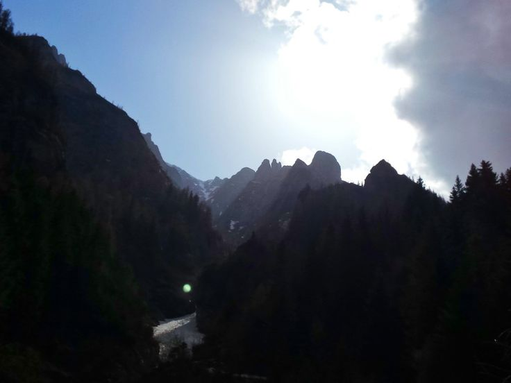 traseul Busteni Valea Cerbului