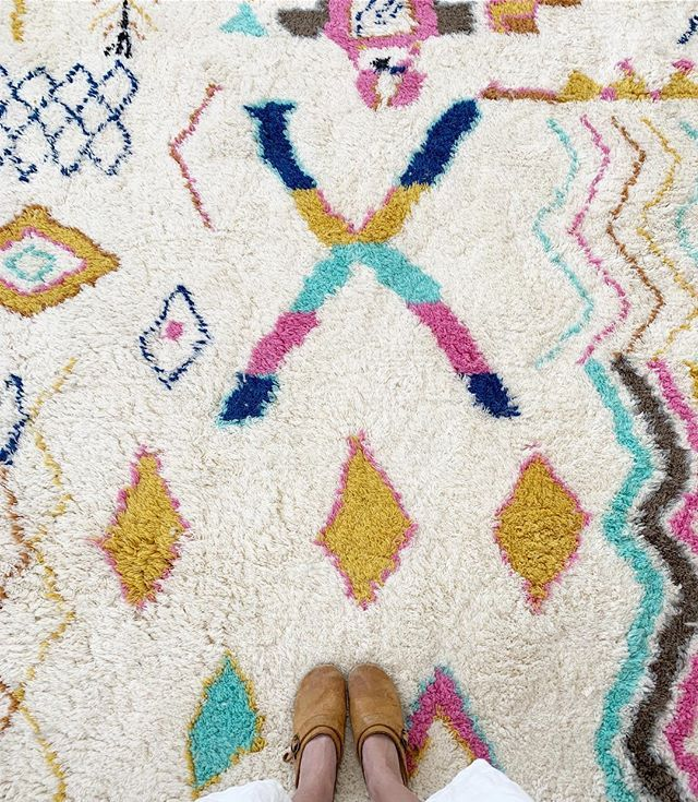This Might Be The Hiest Rug On
