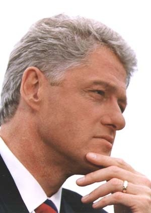 Bill Clinton one of the few Democrats I ever trusted and admired regardless of his personal moral lapses, he was a great president in my opinion ... JamesAZiegler.com Love you Bill!