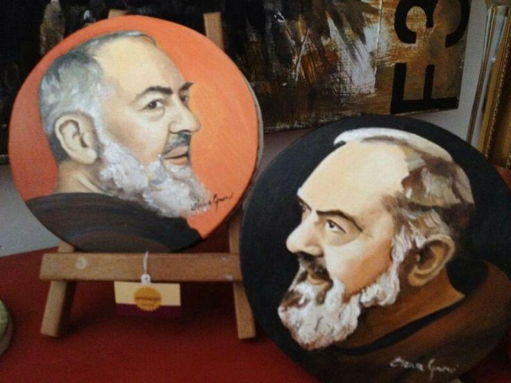 Ritratti di Padre Pio