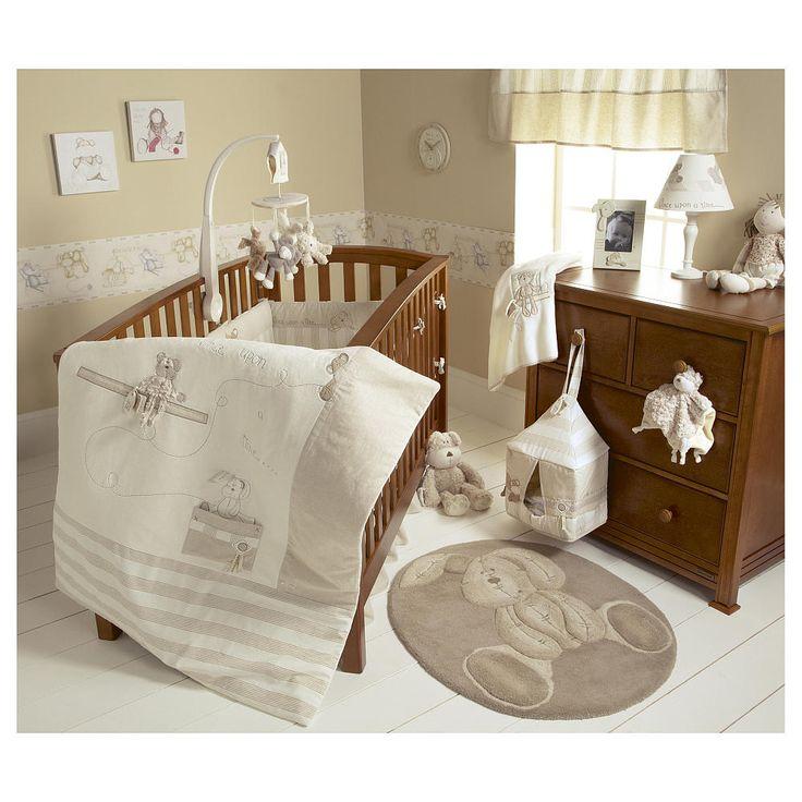 Neutral Crib Bedding Sets