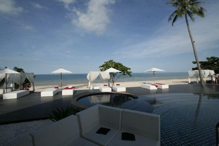 Pool & Beach, Aava Resort & Spa
