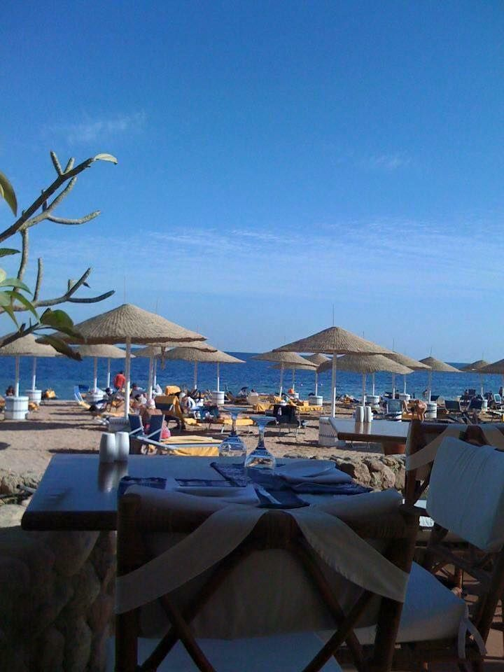 Pausa pranzo in spiaggia
