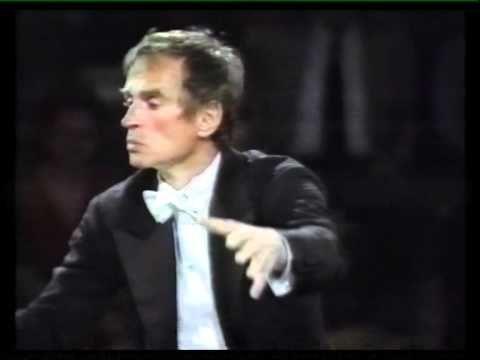 Wiener Residenzorchester, Dirigent Rudolf Nureyev