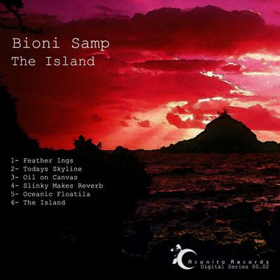 Bioni Samp - The Island - Aconito Records 2012    Release Date 20/06/2012  Early Support: Developer, 88uw, Anderson Noise, Audio Injection, Pfirter, Valentino Kanzyani, Tom Bonaty, Lucy, Richie Hawtin, Adam X, Giorgio Gigli, Claudio PRC, Forward Strategy Group + more. http://www.beatport.com/release/the-island/919853    ...thank you ALL for the AMAZING FEEDBACK :)