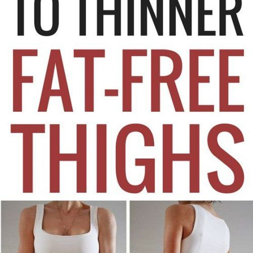 6 Exercises To Eliminate Fat Covering Your Thighs