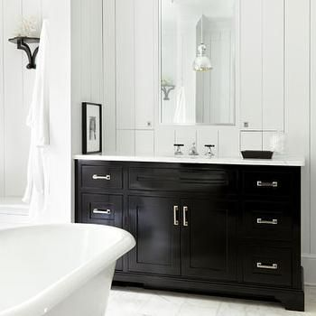 25 best ideas about black cabinets bathroom on 22713