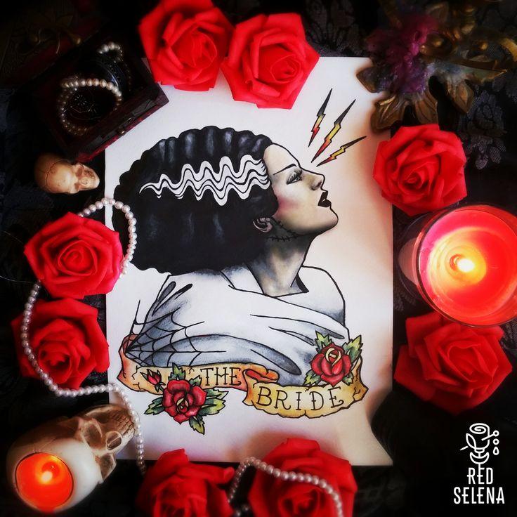 25+ best ideas about Frankenstein tattoo on Pinterest ...  25+ best ideas ...
