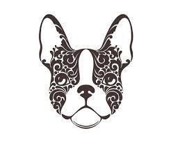 Résultats de recherche d'images pour «boston terrier decal»