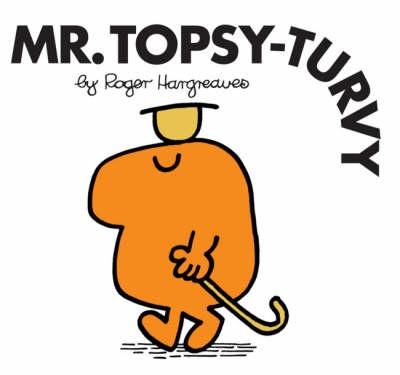 Mr. Topsy Turvy by Roger Hargreaves #books #MrMen