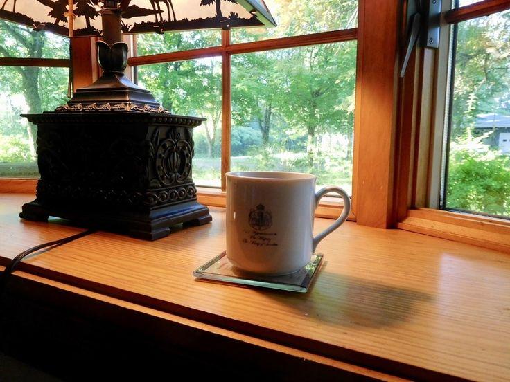 Sunday morning coffee #life #retired #Gevalia #coffee #Wisconsin #Northwestern