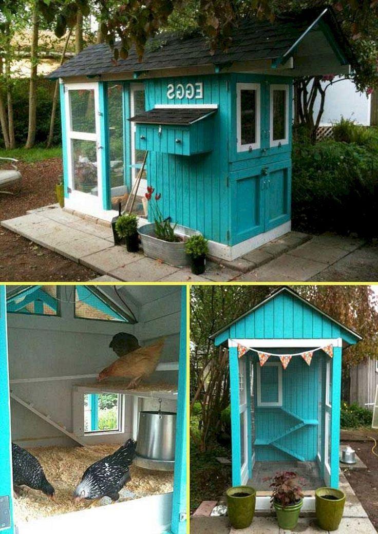 Chicken Coop Designs Diy Part - 50: Best 25+ Diy Chicken Coop Ideas On Pinterest   Chicken Coops, Chicken  Houses And Chicken Waterer