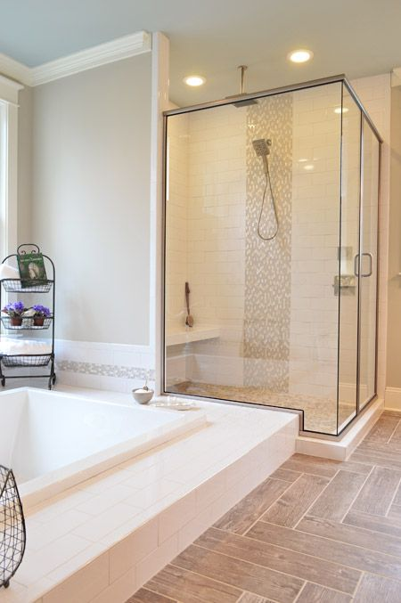 17 best ideas about sunken tub on pinterest large tub for Garden tub vs standard tub