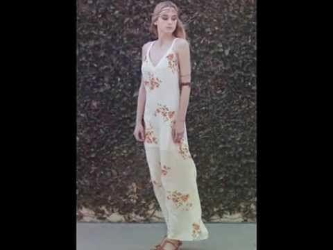 Bohem Tarzı Kıyafetler   Bohemian Clothes irenesstory