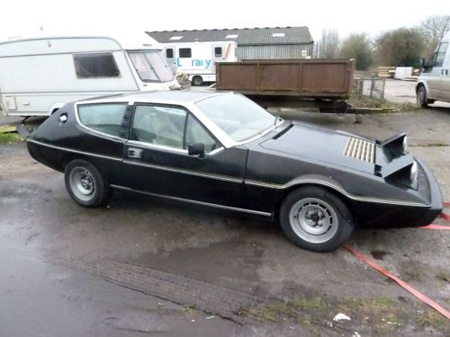 1970s lotus elite 503 car on ebay