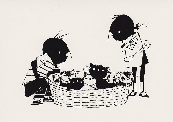 B৲( °৺° )৴K                                                           Jip en Janneke by Fiep Westendorp