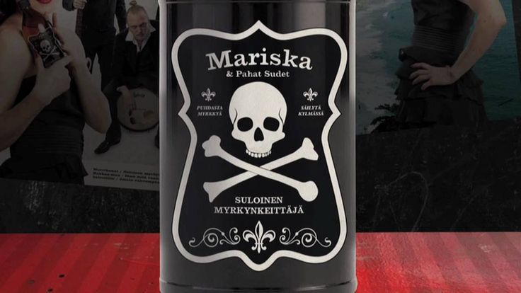Mariska & Pahat Sudet - Suloinen Myrkynkeittäjä