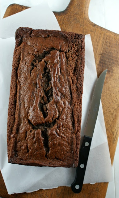 Simply Sublime | Chocolate Banana Bread from @Lisa | Authentic Suburban Gourmet