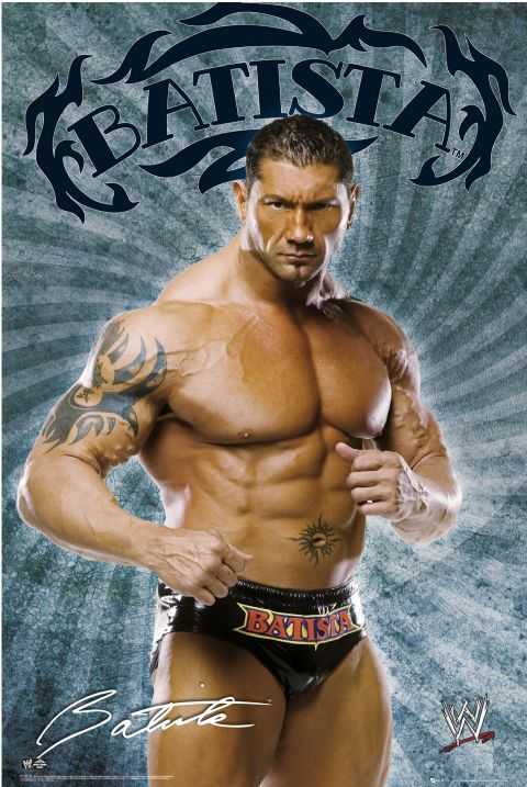 Dave Batista Forearm Tattoos   Fashion Join   Men Body ...