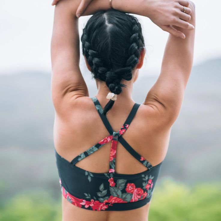 With criss cross straps to peek through your favorite tank, and a longer fit up front to stay in place, this Antigua Bra is sure to become your newest go-to support top. No sacrificing comfort for sty