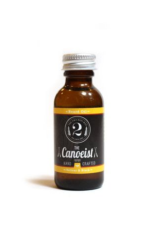 CANOEIST BEARD OIL - Sanborn Canoe Co. beard oil x Two Bits Beard Oil: Beards, Essential Oil, Beard Conditioner, Canoeist Beard, Vitamin E Oil, Bits Beard, Beard Oil