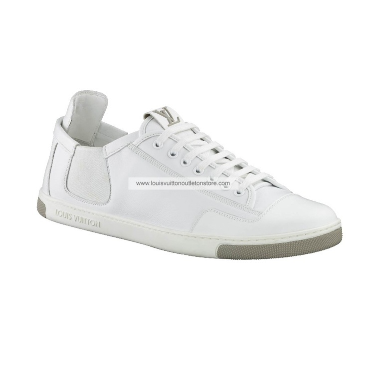 Louis Vuitton Slalom Sneaker In Leather YTXU1PPC_A BVQ