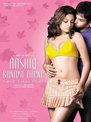 Aashiq Banaya Aapne Hindi Movie Online - Tanushree Dutta, Vivek Vaswani, Emraan Hashmi, Ashwini Kalsekar, Sonu Sood and Navin Nischol. Directed by Aditya Datt. Music by Himesh Reshammiya. 2005 [A] ENGLISH SUBTITLE