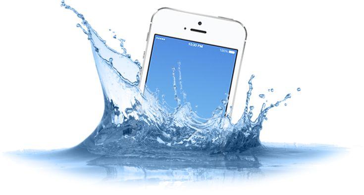 Cara Mengatasi ponsel kemasukan Air