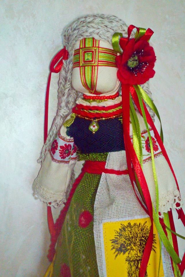 Чудові лялечки від Лесі Скрипки. Страшенно подобаються!!! — з Леся Скрипка.