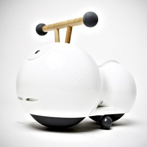 New modern classic - the Spherovelo ride on for 1 year olds