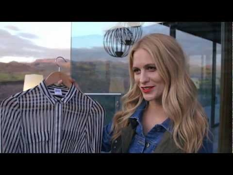 Model Poppy Delevingne talks about spring favourites [video]