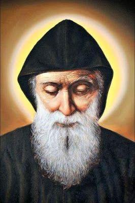 Santos, Beatos, Veneráveis e Servos de Deus: São Charbel Makhlouf, presbítero e monge maronita....