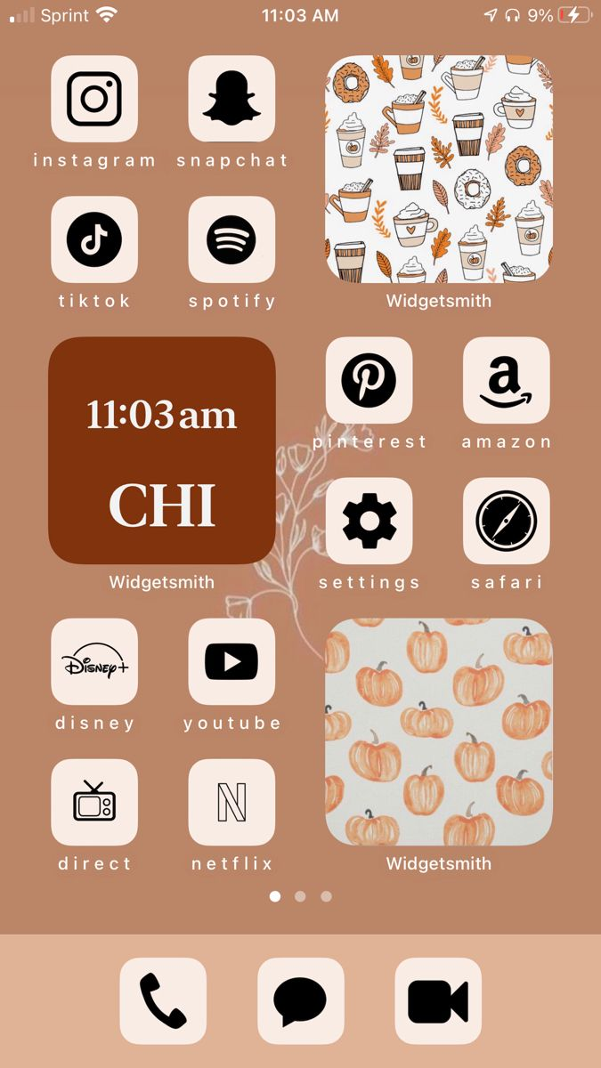 Ios 14 Screen Inspiration Iphone Wallpaper App Iphone Design Homescreen