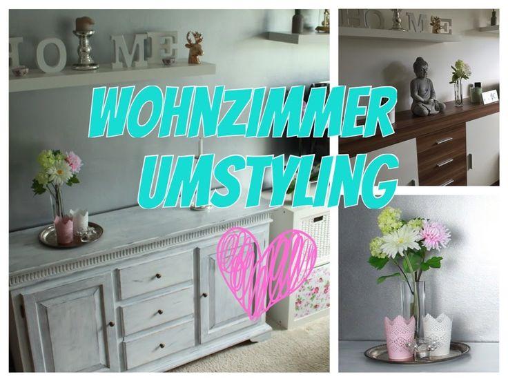 72 best Bastel mit verschiedenen Materialien images on Pinterest - shabby chic wohnzimmer
