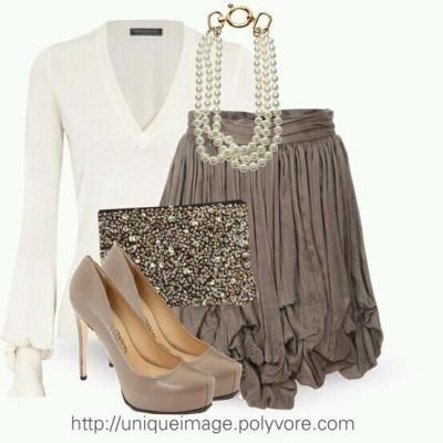 Dinner party outfit :)