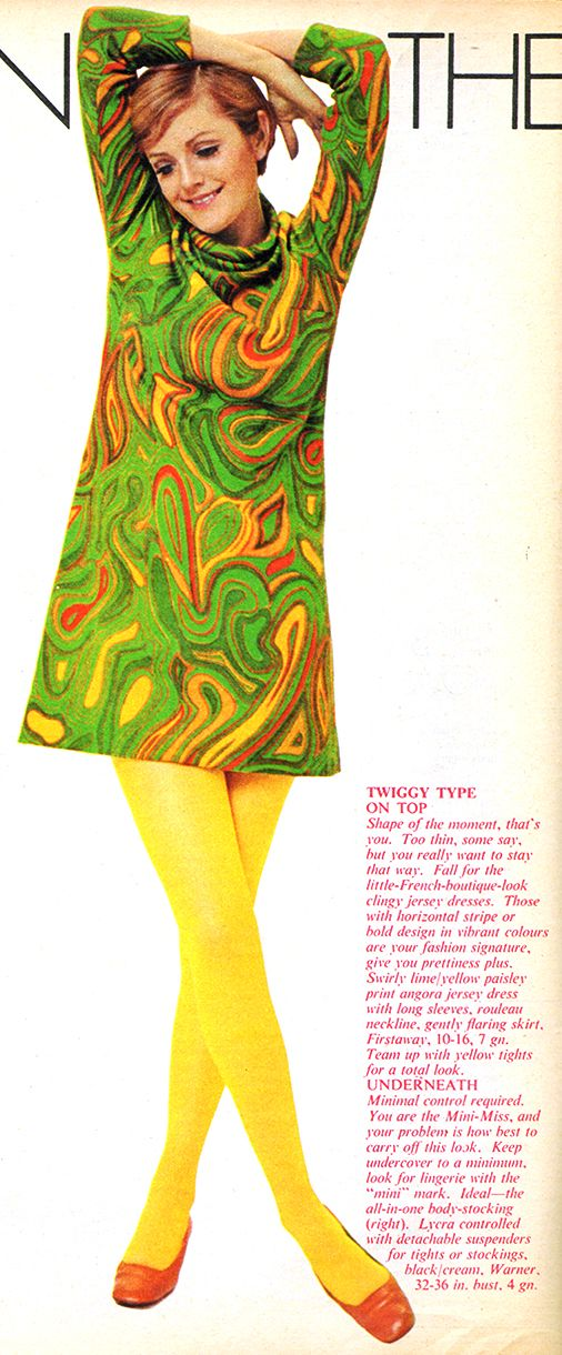 Fashion - Woman - October 21, 1967