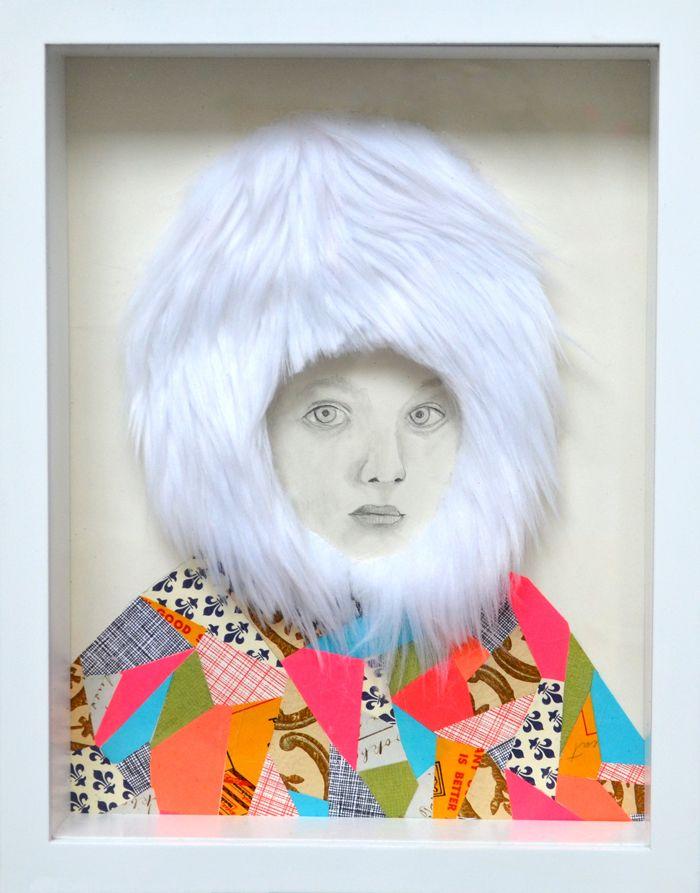 Lisa Congdon's Sami Girl