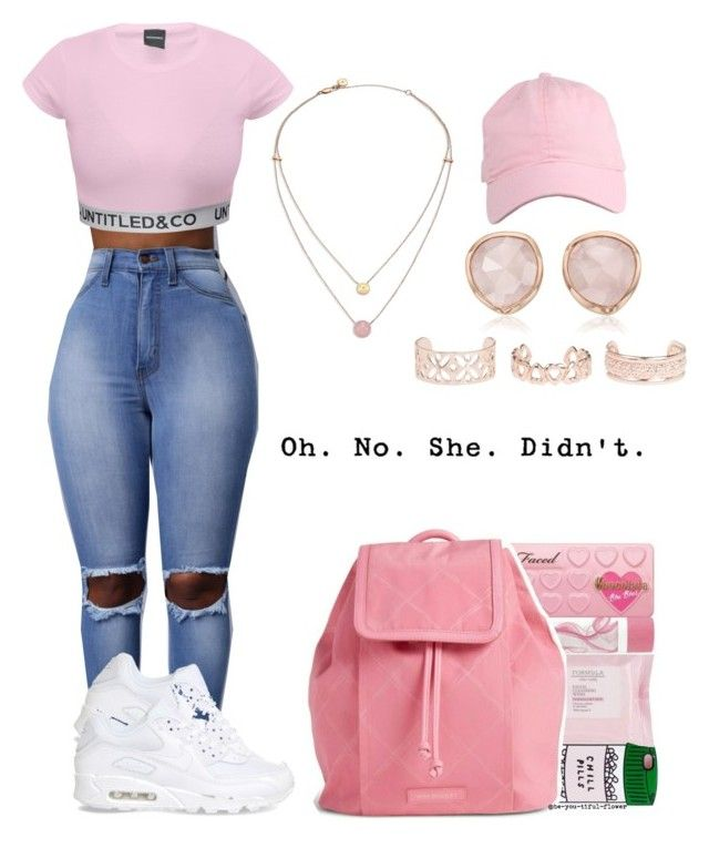 """Timmy Turner for Halloween"" by life957 ❤ liked on Polyvore featuring Michael Kors, NIKE, Monica Vinader and New Look"