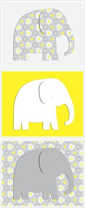 Elephants Paper ART ...