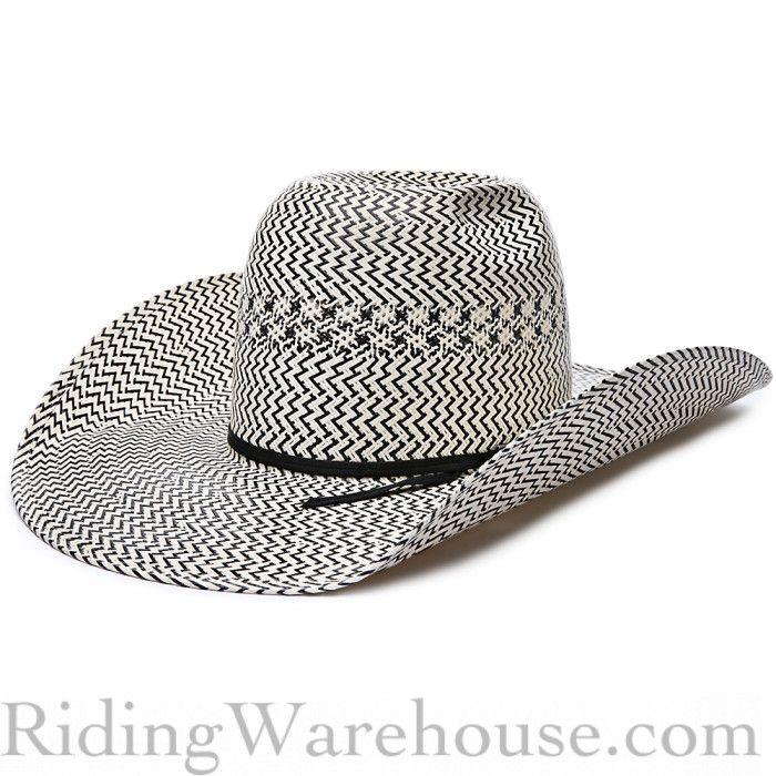 American Hat Co 20X 5510 CoolHand Luke Straw Cowboy Hat  10d60ec384c2