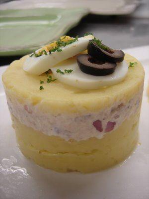 Causa de Atun - Peruvian Food Recipe