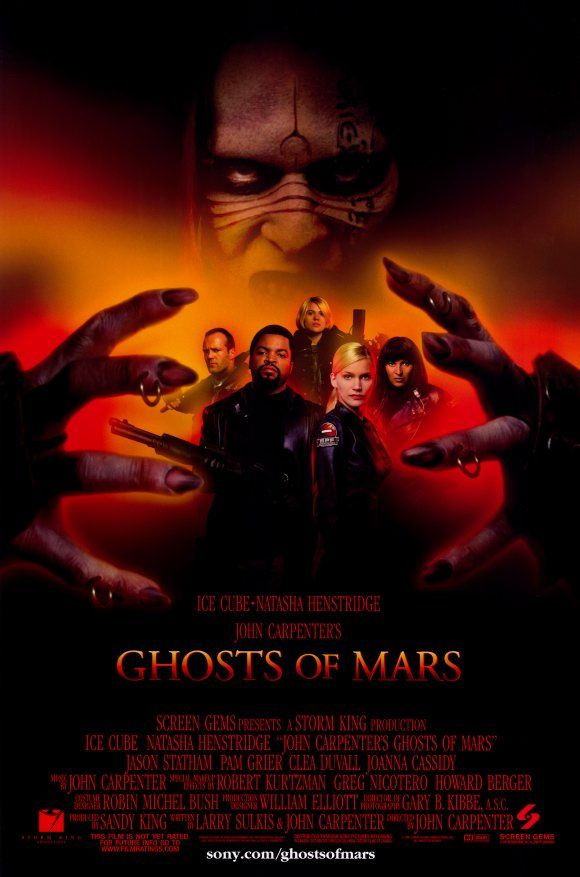 339. Ghosts of Mars (2001) D: John Carpenter