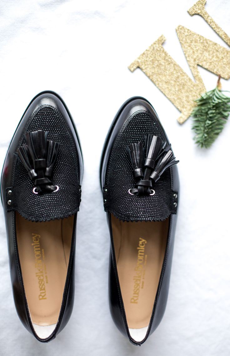 I'm obsessed with loafers!  ~LK - Russell & Bromley Loafers
