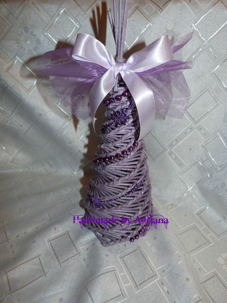 fialovy stromček..