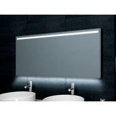 Badezimmerspiegel mit led beleuchtung  Pinterest'teki 25'den fazla en iyi Led spiegel fikri | Spiegel mit ...