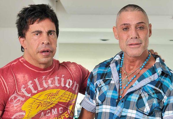 El emotivo recuerdo de Gustavo Martínez en el día del cumpleaños de Ricardo Fort - Yahoo Celebridades Argentina    AHUN  HERES UN DIOS RICARDO FORT