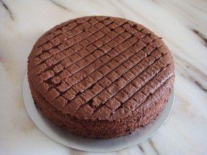 Génoise moelleuse au Chocolat | ღϠ₡ღ Recette de cuisine ღϠ₡ღღϠ₡ღ Recette de cuisine ღϠ₡ღ